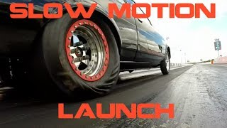 Slow Motion drag race launches - GoPro HERO 3+