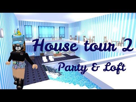 futuristic-house-tour-2-(loft-&-party)-roblox-adopt-me- -its-sugarcoffee