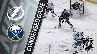 02/13/18 Condensed Game: Lightning @ Sabres