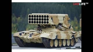 ТОС  Буратино  и  Солнцепёк  — уникальное российское оружие, — Политика и Оружие