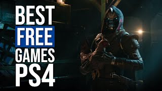 10 Best Free PS4 Games 2020