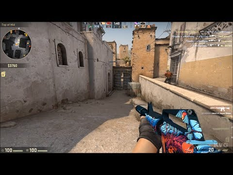 Counter-Strike: Global Offensive (2018) - Gameplay (PC HD) [1080p60FPS]