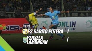 Download Video [Pekan 10] Cuplikan Pertandingan PS Barito Putera vs Persela Lamongan, 24 Mei 2018 MP3 3GP MP4