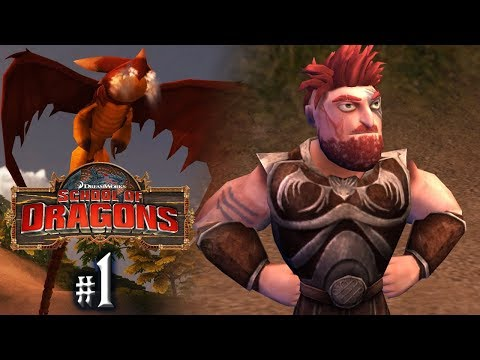 TRIPLE STRYKE ATTACK! School of Dragons: Rise of Stormheart - Part #1