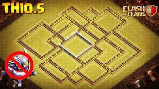 Th10.5 Th10.75 war Base - All in 1 Base - Th11 War Base 2019 without Eagle Artillery Clash of Clans