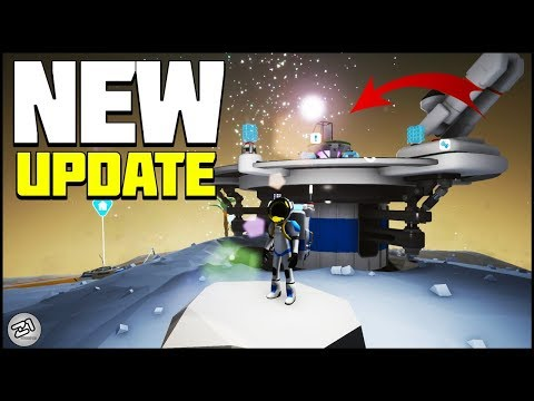 NEW THINGS! NEW Astroneer Update 8.0 | Z1 Gaming