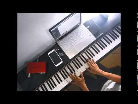 Raisa - Jatuh Hati Piano Cover