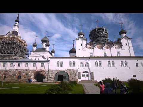 ВЛОГ Поездка на Соловки | Плывём | Гостиница | Монастырь | Лабиринты