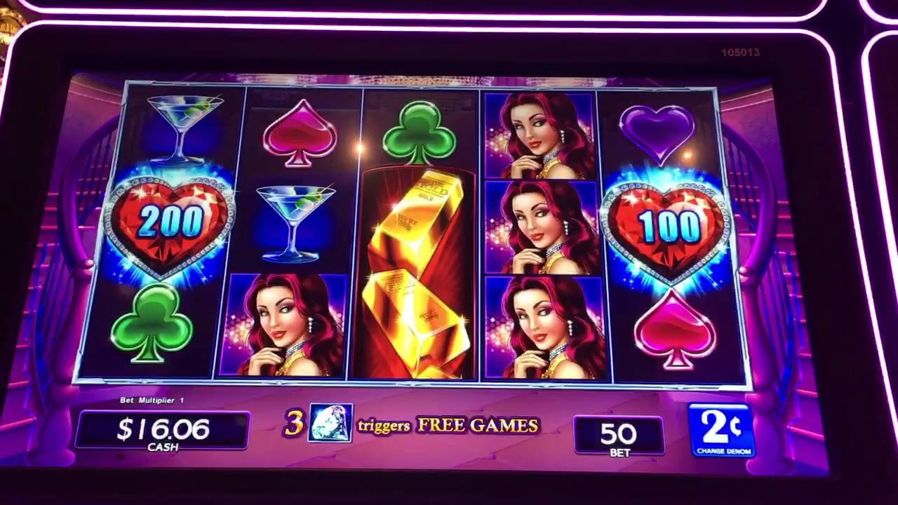 Slot Machine Diamond Lock It Link