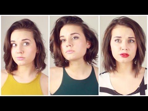 How-To Pull Off Short Hair. (or something like that)