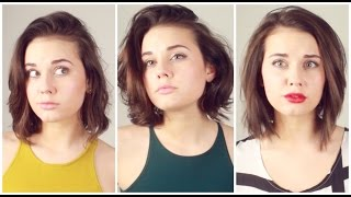One of Arden Rose's most viewed videos: How-To Pull Off Short Hair. (or something like that)
