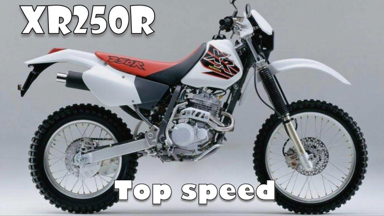 Xr250 specs