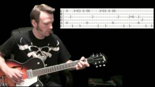 Guitar lessons online Danzig Mother tab