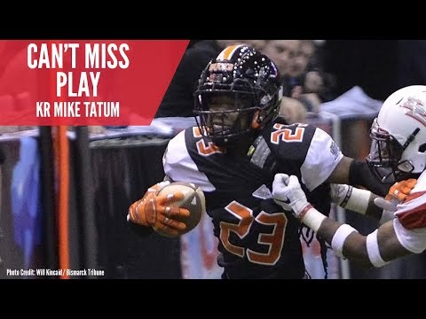 Can't Miss Play: Mike Tatum Kickoff Return For TD