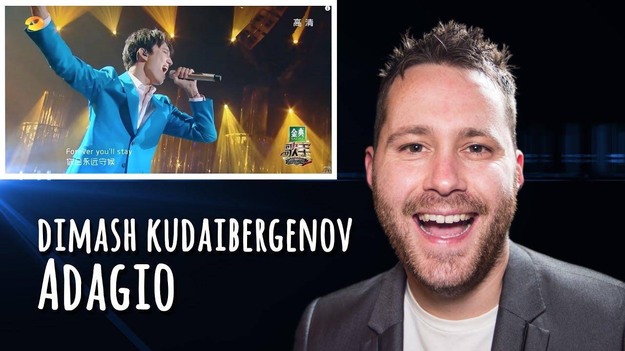 Dimash Kudaibergenov - Adagio