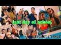 last day of school vlog | freshman year (XXX's passing)
