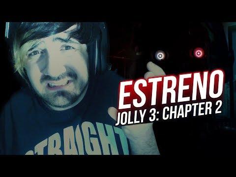 ESTRENO JOLLY 3 : CHAPTER 2 | UN FNAF MUY DIFERENTE !! - FIVE NIGHTS AT FREDDY'S