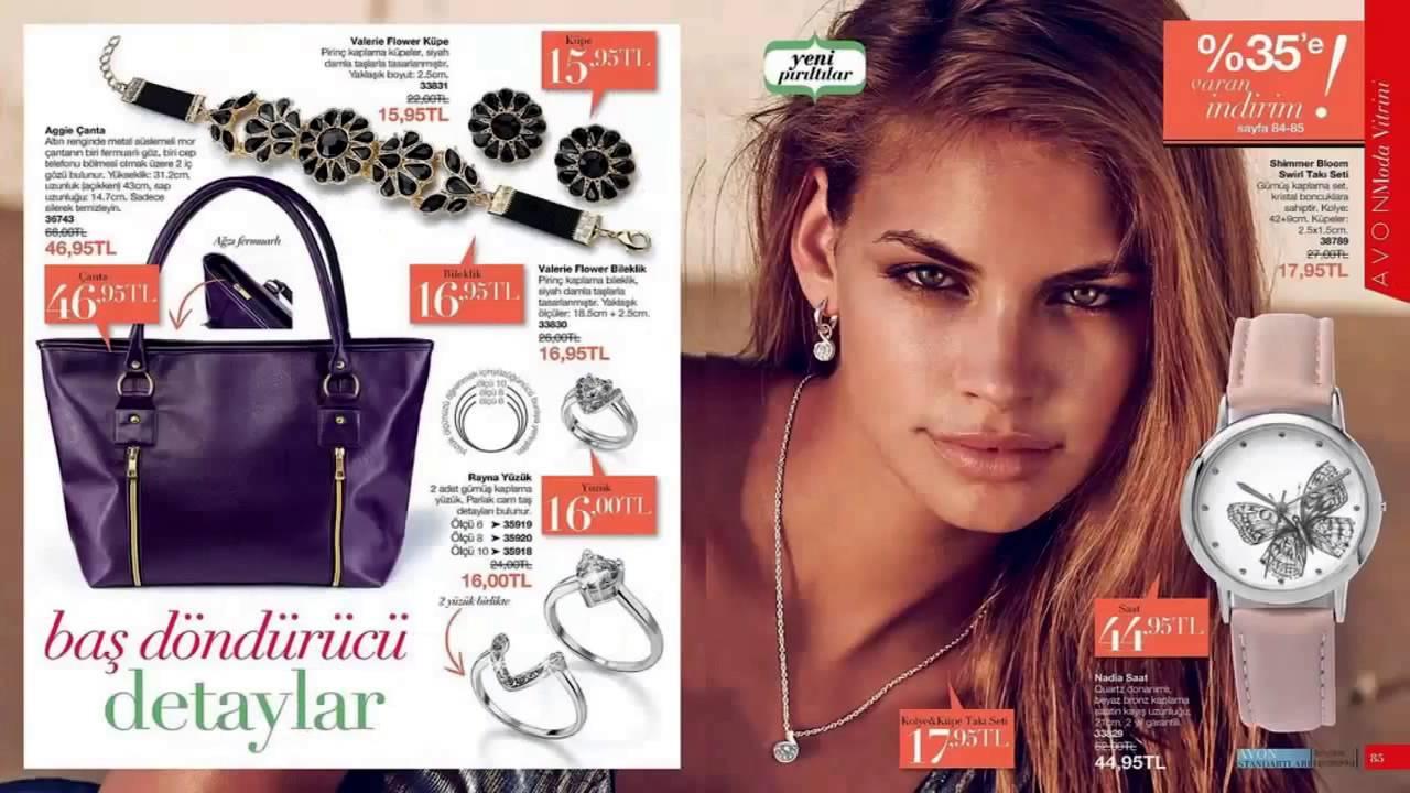 Avon Mayıs Kataloğu ( K6 ) 2015