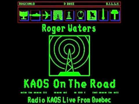 Roger Waters Radio Kaos Tour