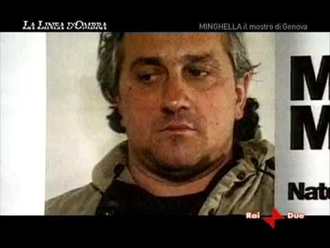 La linea d'ombra: Minghella - Il mostro di Genova