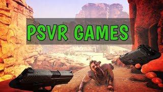 PlayStation VR Games THIS WEEK ( PS4 PSVR Games ) 🔥🎮