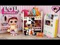 LOL Surprise Confetti Pop Sleepover Club Pajama Party Toy Video