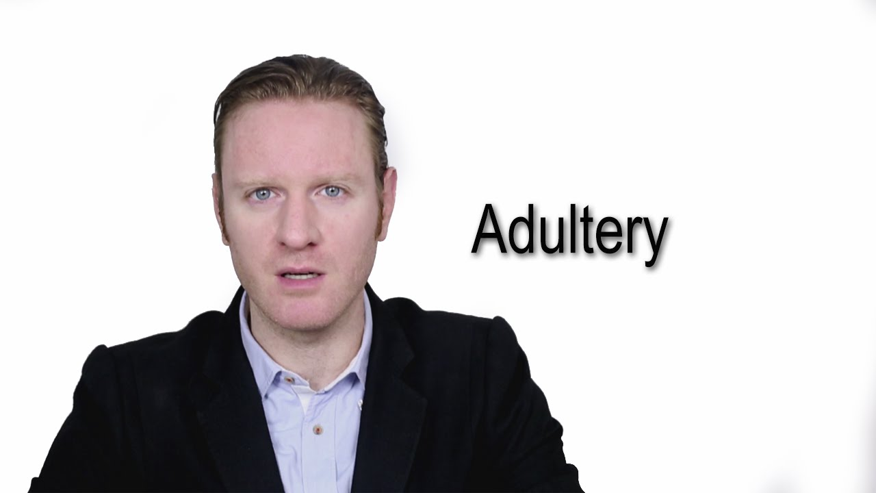 Adultery - Meaning   Pronunciation    Word Wor(l)d - Audio Video Dictionary