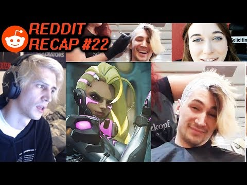 xQc Reacts to Memes Made by Viewers and LiveStreamFails | Reddit Recap #22