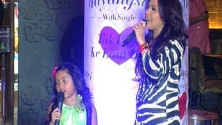 Mayangsari bernyanyi bersama anaknya - Intens 21 Maret 2013 Mp3
