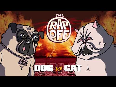 Dog vs Cat Rap Battle (ft. Hollow Da Don & Carter Deems) | RapOff.TV Ep2