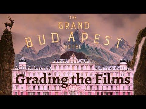 Grading the Films: Grand Budapest Hotel