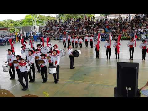 Banda I.E Educativa San Augustín | Exhibición @Viterbo 2018