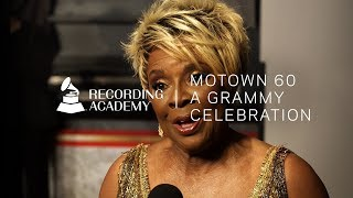 "Thelma Houston On Motown Years: ""My Dream Came True"" 