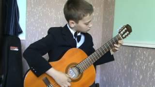 Катюша на Гитаре