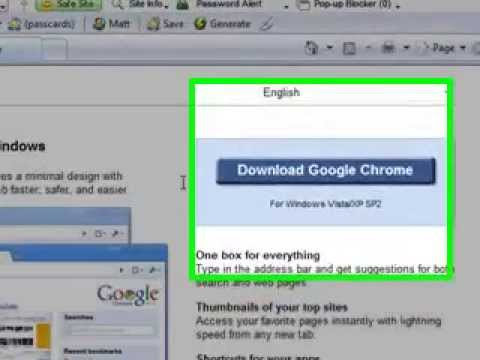 How To Download Google Chrome. (Read That Stuff Frist!)f