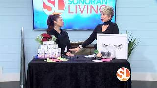 Lash Leaf feature on Sonoran Living with Terri O
