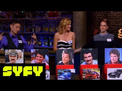 GEEKS WHO DRINK Spoilers  Tricia Helfer vs. Kevin Weisman in