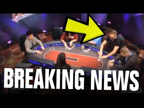 MAJOR CONTROVERSY Poker Night In America Snafu Airport Scammer and PokerStars All-In Cashout