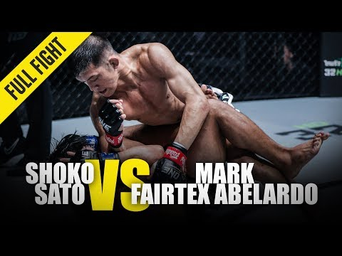 Shoko Sato vs. Mark Fairtex Abelardo | ONE Full Fight | May 2019