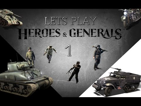 Heroes & Generals Taster: New Recruit!