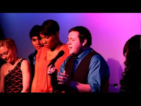 """Justin Link, Dana Harper and Company """"Let It Be"""""""