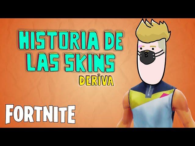 FORTNITE - HISTORIA SKINS 3