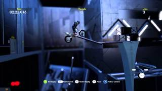 Trials Fusion [PC] Custom Track - Staged Execution by pArA8D
