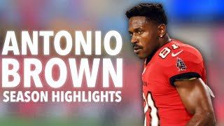 Antonio Brown FULL 2020 Season Highlights ᴴᴰ