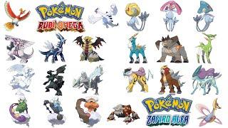 Cómo capturar a todos los legendarios del post-juego en Pokémon Rubí Omega y Zafiro Alfa [Tutorial]