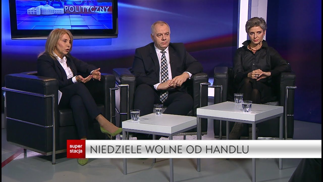 Salon Polityczny – Barbara Dolniak, Joanna Mucha, Jacek Sasin – 27.10.2017