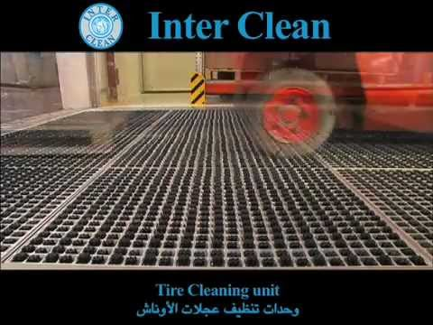Inter clean Industrial Video