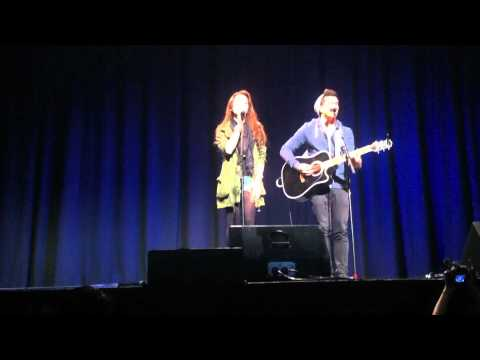Lucky (Live) - Joseph Vincent & Cathy Nguyen