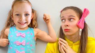 Canción infantil sobre el campeón - Canciones Infantiles | Maya y Mary
