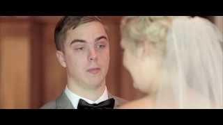 Romantic disney Proposal and wedding film